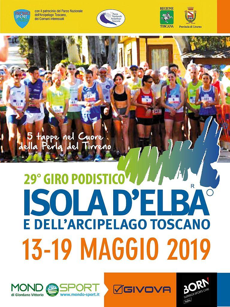 29° Giro Podistico dell'Isola d'Elba