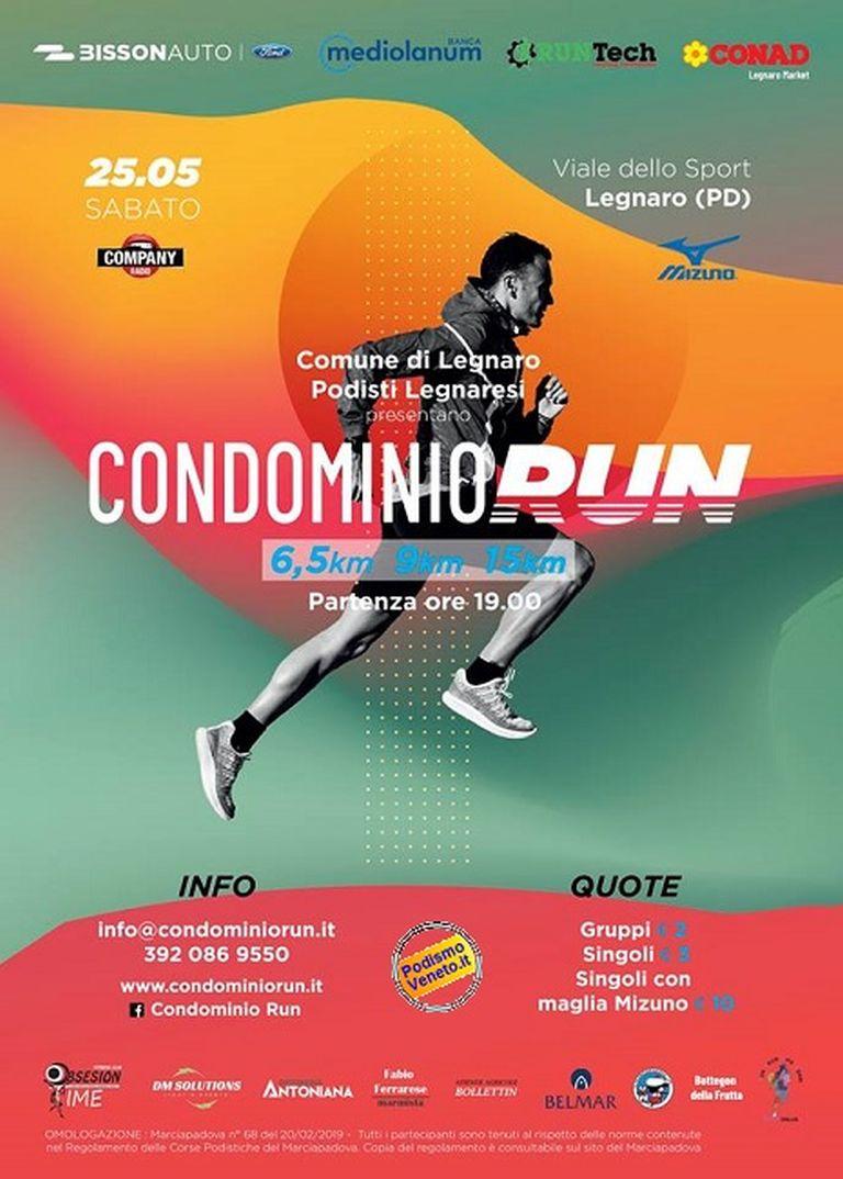 1° Condominio Run