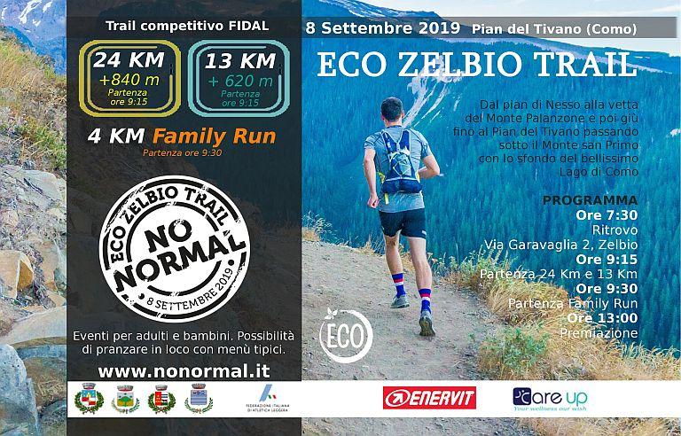 Calendario Podismo Piemonte.1 Nonormal Eco Zelbio Trail 2019 09 08 Mapsrun