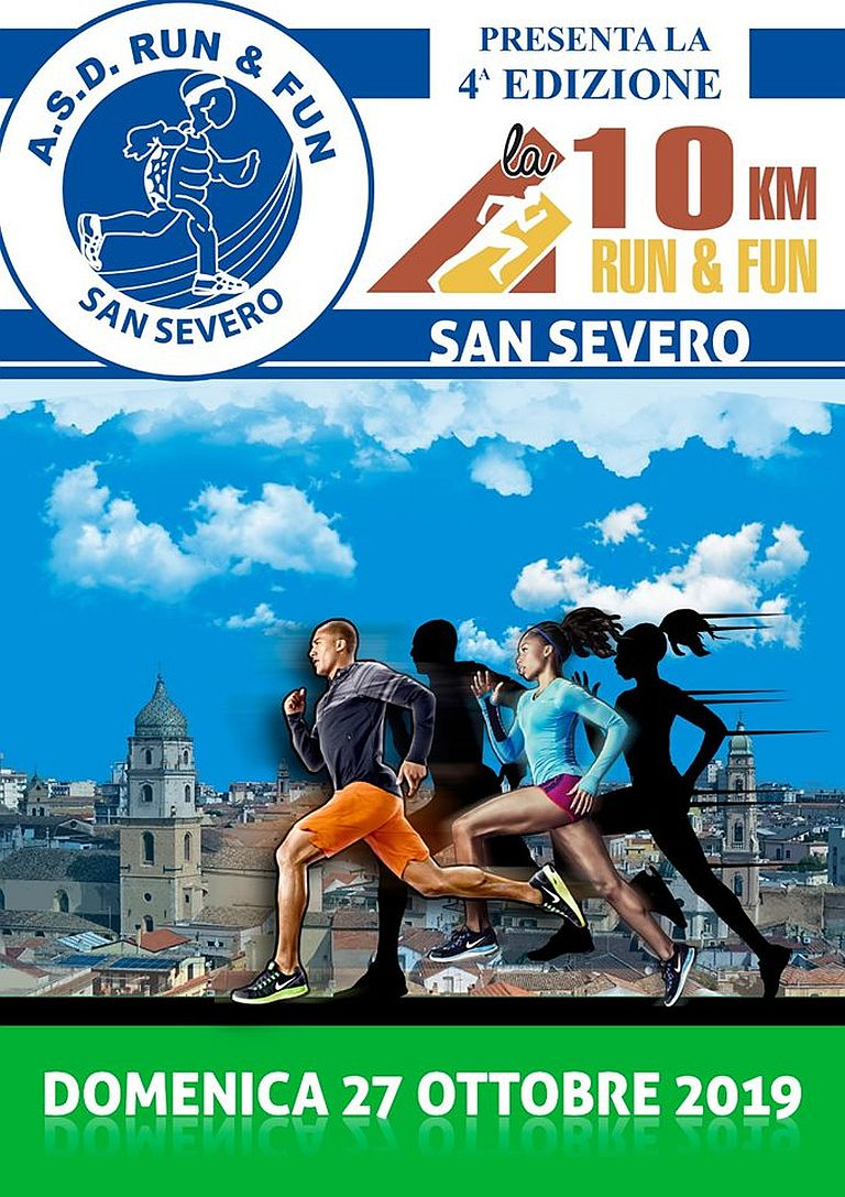 4° La 10 Km Run & Fun
