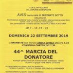 44° Marcia del Donatore