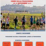 22° Corri sulla Francigena