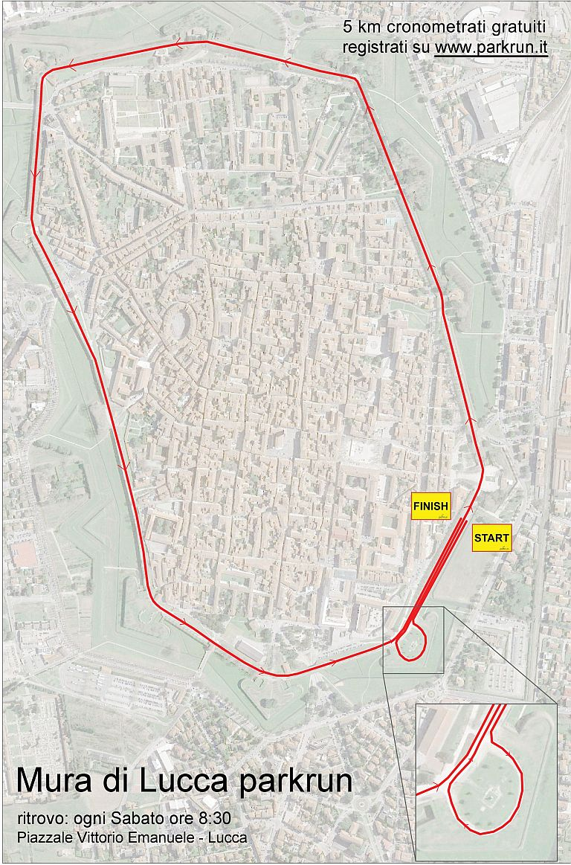 Mura di Lucca parkrun