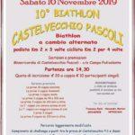 10° Biathlon Castelvecchio Pascoli