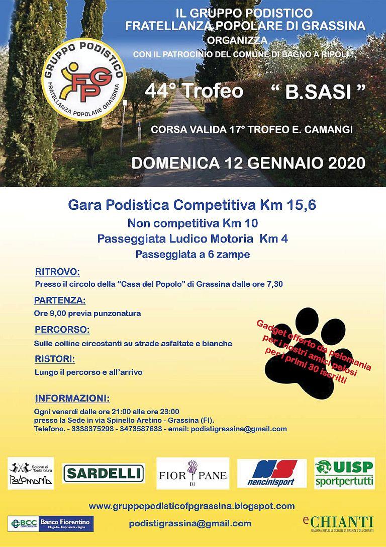 44° Trofeo Benito Sasi
