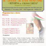 Cross di San Martino - Ritorna il Cross Corto