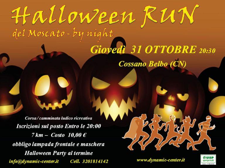 Halloween Run del Moscato by Night