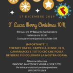 3° Lucca Merry Christmas 10K