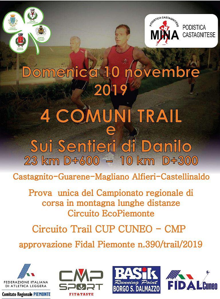 4 Comuni Trail - Sui Sentieri di Danilo