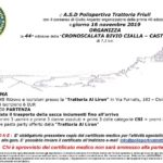 44° Cronoscalata Bivio Cialla - Castelmonte