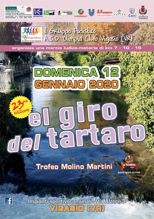 23° El Giro del Tartaro