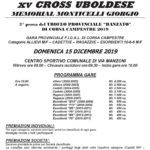15° Cross Uboldese - Memorial Monticelli Giorgio