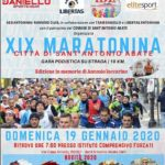 19° Maratonina Città di Sant'Antonio Abate