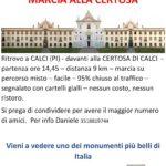 Marcia alla Certosa